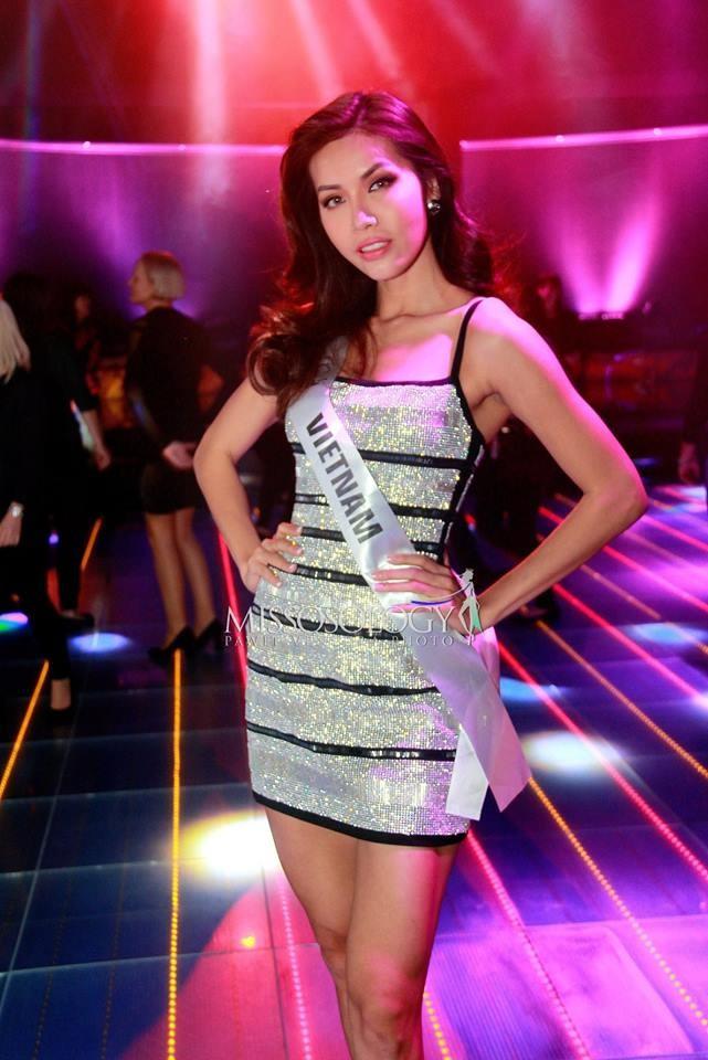 Minh Tú lại ghi điểm khi mang món quà này tặng đương kim Hoa hậu Siêu quốc gia trong tiệc sinh nhật - Ảnh 1.