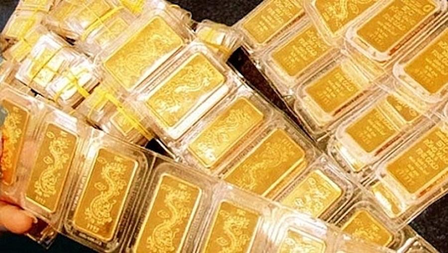 Giá vàng hôm nay 20/7: Vàng hạ nhiệt, rời mức 40 triệu đồng/lượng