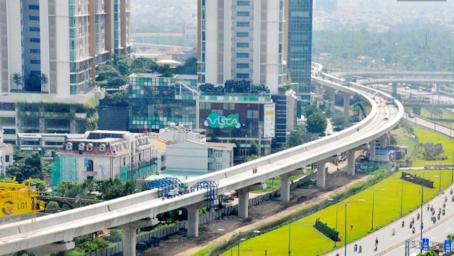 Tuyến metro 1 chưa hoàn thành xong thủ tục để được thông qua tổng mức đầu tư để giải ngân vốn
