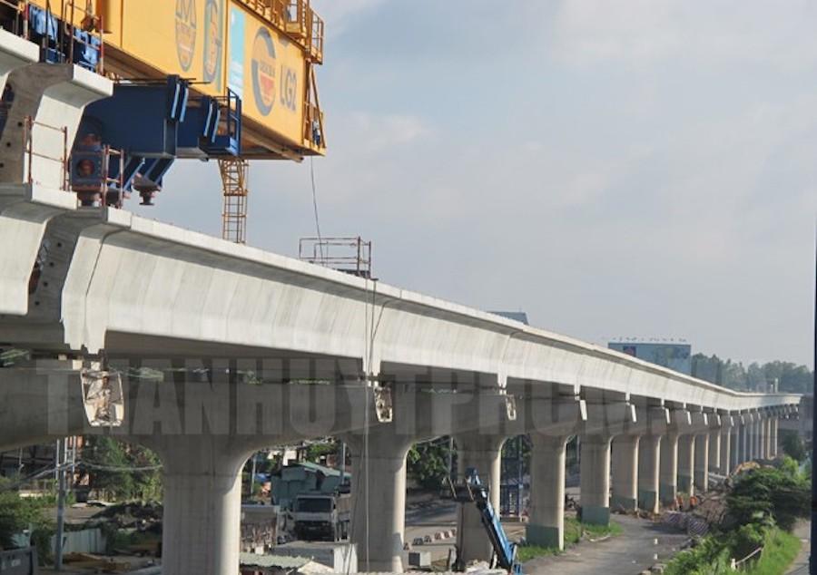 Vướng mức ở khâu thủ tục thẩm định khiến tiến độ 2 dự án metro bị chậm trễ