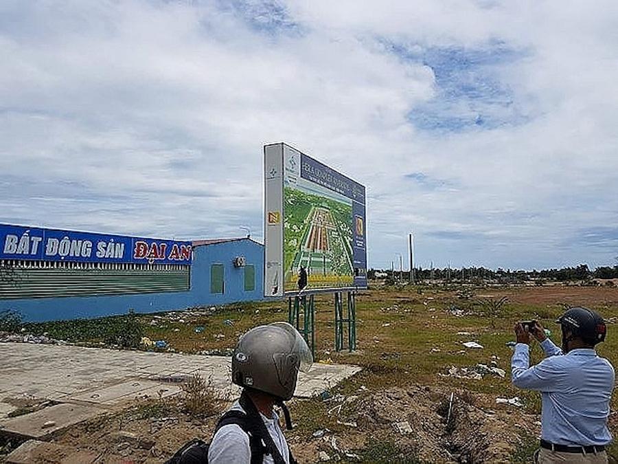 Quảng Nam: Rà soát các dự án bất động sản