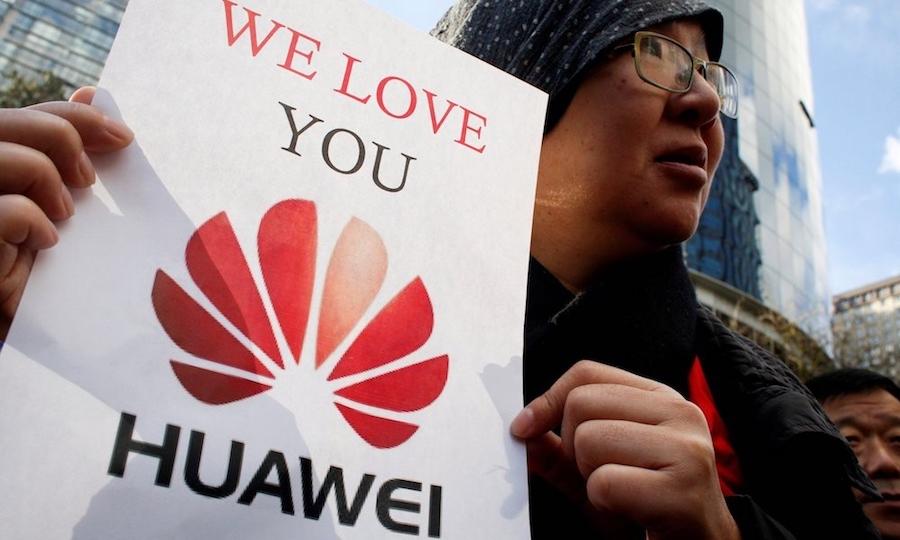 Chính phủ Trung Quốc và Huawei tìm mọi cách trả đũa Mỹ