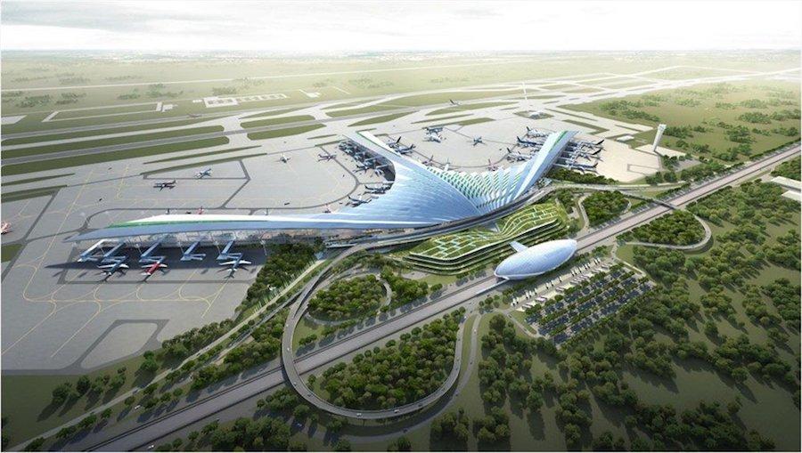 Sân bay Long Thành 16 tỉ USD có thể khởi công vào cuối năm 2020
