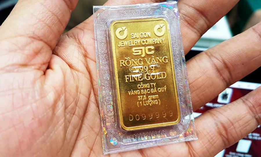 Giá vàng 26/7/2019: Vàng SJC giảm nhẹ xuống 39,67 triệu đồng