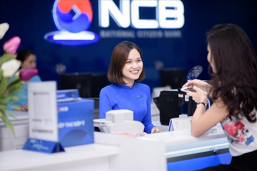 NCB là một trong những ngân hàng niêm yết sớm nhất trên thị trường chứng khoán. Ảnh: NCB
