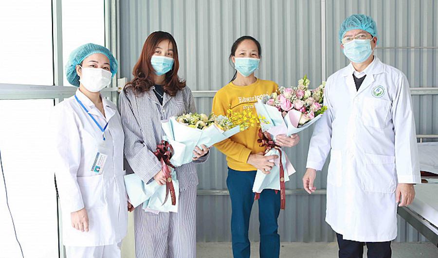 16 người nhiễm virus Covid-19 tại Việt Nam đã khỏi bệnh