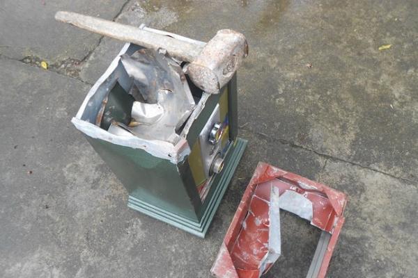 Trộm két sắt chứa tài sản trị giá 2,2 tỷ ở TP.HCM