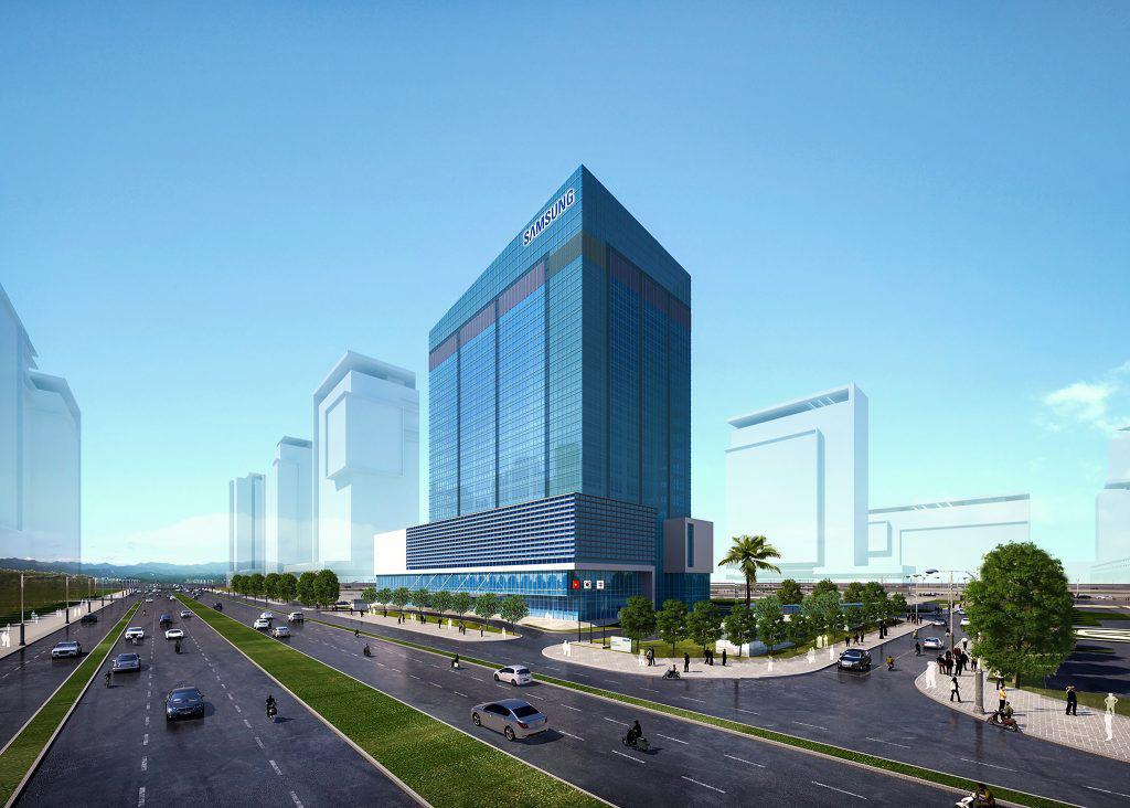 Samsung xây Trung tâm R&D 220 triệu USD tại Hà Nội